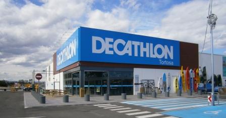 Decathlon tortosa